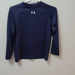 Under Armour Youth L Long Sleeve T